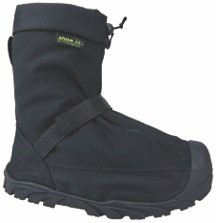 Nylon Uppers with quick release buckle strap and velcro flap