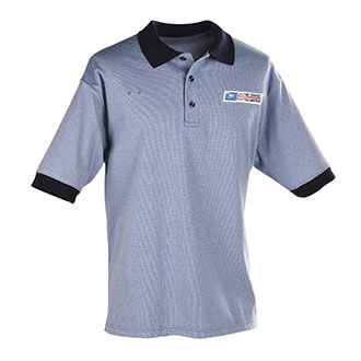 Mens USPS Letter Carrier Polo Knit Shirt
